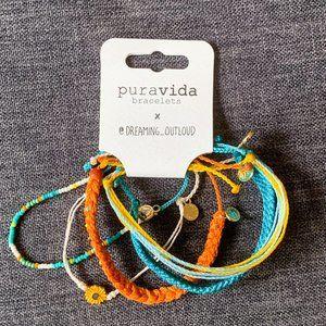 Pura Vida - @Dreaming_Outloud - Bracelet Set